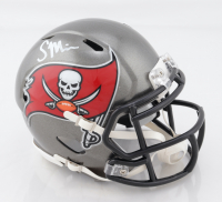 Scotty Miller Signed Buccaneers Speed Mini Helmet (JSA COA) (See Description) at PristineAuction.com