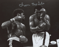 Leon Spinks Signed 8x10 Photo (JSA COA) at PristineAuction.com