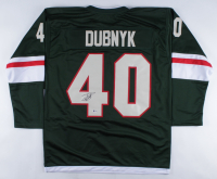 Devan Dubnyk Signed Jersey (Beckett COA) at PristineAuction.com
