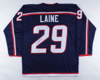 Patrik Laine Signed Jersey (Beckett COA) at PristineAuction.com