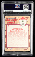 Colin Powell Signed 1991 Operation Desert Shield #3 (PSA Encapsulated) at PristineAuction.com