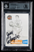 Jerry Colangelo Signed Hall Of Fame Card (BGS Encapsulated) at PristineAuction.com