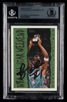 Anfernee Hardaway Signed 1994-95 Topps #14 AS (BGS Encapsulated) at PristineAuction.com
