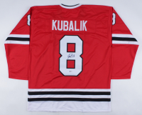 Dominik Kubalik Signed Jersey (Beckett COA) at PristineAuction.com