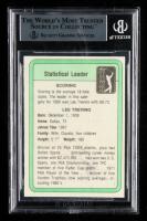 Lee Trevino Signed 1981 Donruss #NNO SL (BGS Encapsulated) at PristineAuction.com
