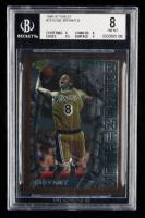 Kobe Bryant 1996-97 Finest #74 B RC (BGS 8) at PristineAuction.com