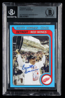 Scotty Bowman Signed Trading Card (BGS Encapsulated) at PristineAuction.com