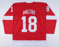 Kirk Maltby Signed Jersey (Beckett COA) at PristineAuction.com