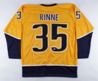 Pekka Rinne Signed Jersey (Beckett COA) (See Description) at PristineAuction.com