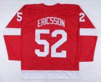 Jonathan Ericsson Signed Jersey (Beckett COA) at PristineAuction.com