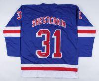 Igor Shestyorkin Signed Jersey (Beckett COA) at PristineAuction.com