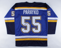 Colton Parayko Signed Jersey (Beckett COA) at PristineAuction.com