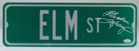 "Heather Langenkamp Signed ""A Nightmare on Elm Street"" 6x18 Street Sign (JSA COA) (See Description) at PristineAuction.com"