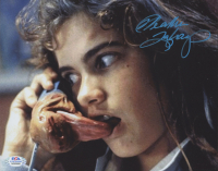 "Heather Langenkamp Signed ""A Nightmare on Elm Street"" 8x10 Photo (PSA COA) at PristineAuction.com"