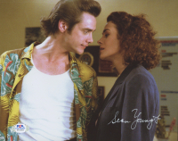 "Sean Young Signed ""Ace Ventura: Pet Detective"" 8x10 Photo (PSA COA) at PristineAuction.com"