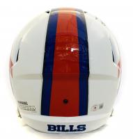 Stefon Diggs Signed Bills Full-Size Speed Helmet (Beckett Hologram) at PristineAuction.com