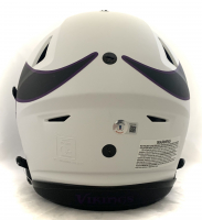 Randy Moss Signed Vikings Full-Size Authentic On-Field Lunar Eclipse Alternate SpeedFlex Helmet (Beckett Hologram) at PristineAuction.com