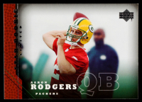 Aaron Rodgers 2005 Upper Deck #202 RC at PristineAuction.com