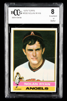 Nolan Ryan 1976 Topps #330 (BCCG 8) at PristineAuction.com