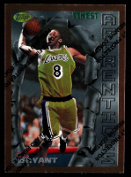 Kobe Bryant 1996-97 Topps Finest #74 B RC at PristineAuction.com