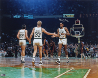 Robert Parish Signed Celtics 16x20 Photo (TriStar Hologram) at PristineAuction.com