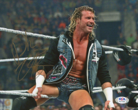 Dolph Ziggler Signed WWE 8x10 Photo (PSA COA) at PristineAuction.com