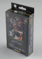 2020 Panini Playbook Football Retail Exclusive Hanger Box with (30) Cards at PristineAuction.com