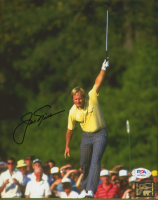 Jack Nicklaus Signed 8x10 Photo (PSA COA & Nicklaus Hologram) at PristineAuction.com