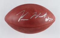 Kareem Hunt Signed NFL Football (JSA COA & Hunt Hologram) (See Description) at PristineAuction.com
