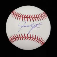 Justin Upton Signed OML Baseball (Beckett COA) at PristineAuction.com