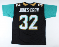 "Maurice Jones-Drew Signed Jersey Inscribed ""Duval Till We Die"" (JSA COA) at PristineAuction.com"