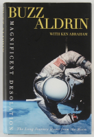 "Buzz Aldrin Signed ""Magnificent Desolation"" Hardcover Book (JSA COA) at PristineAuction.com"