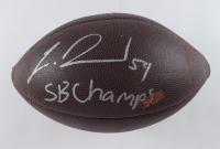 "Lavonte David Signed NFL Football Inscribed ""SB Champ"" (JSA COA) (See Description) at PristineAuction.com"
