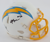 Kenneth Murray Signed Chargers Speed Mini Helmet (Beckett COA) at PristineAuction.com