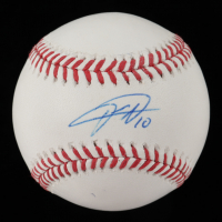 Yulieski Gurriel Signed OML Baseball (Beckett COA) (See Description) at PristineAuction.com