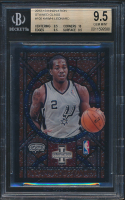 Kawhi Leonard 2012-13 Innovation Stained Glass #100 (BCCG 9.5) at PristineAuction.com