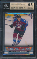 Nathan MacKinnon 2013-14 Upper Deck #238 Young Guns RC (BGS 9.5) at PristineAuction.com