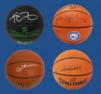Schwartz Sports Basketball Collection Mystery Box – Series 2 (3 Autographed Basketball Collectibles In Every Box!!!) at PristineAuction.com
