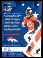 Jerry Jeudy 2020 Rookies and Stars Rookies Longevity Signatures #118 at PristineAuction.com
