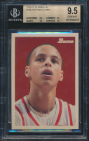 Stephen Curry 2009-10 Bowman 48 #106 RC (BGS 9.5) at PristineAuction.com