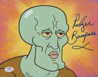 "Rodger Bumpass Signed ""Spongebob Squarepants"" 8x10 Photo (PSA COA) at PristineAuction.com"