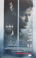 """Charlie Sheen Signed """"9/11"""" 11x17 Photo (JSA COA) at PristineAuction.com"""