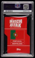 Cristiano Ronaldo 2006 Topps Match Attax World Cup (PSA 9) at PristineAuction.com