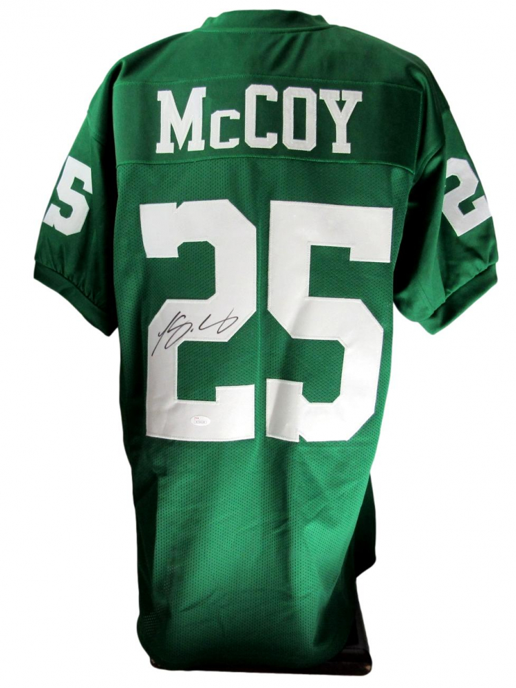 lesean mccoy signed jersey