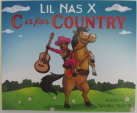 "Lil Nas X Signed ""C is for Country"" Hardcover Book (JSA COA) at PristineAuction.com"
