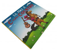 """Lil Nas X Signed """"C is for Country"""" Hardcover Book (JSA COA) at PristineAuction.com"""