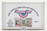 1960 Topps Baseball Set Break Box Mystery Box at PristineAuction.com