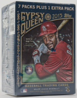 2015 Topps Gypsy Queen Baseball Blaster Box with (8) Packs at PristineAuction.com