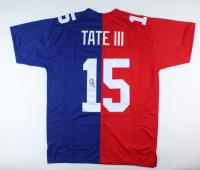 Golden Tate Signed Home / Away Split Jersey (JSA COA) at PristineAuction.com