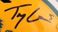 Trey Lance Signed North Dakota State Bison Full-Size Speed Helmet (Beckett COA) at PristineAuction.com